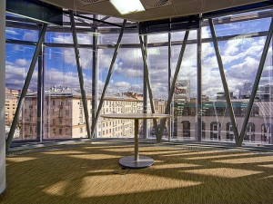 RBTT :: Morgan Stanley Fit Out