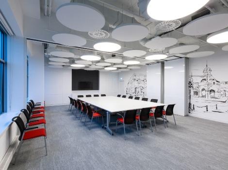 bcfbdeb8aae85 RBTT :: НОВОСТИ :: Бюро ABD architects создало дизайн нового офиса компании  Huawei - еще один наш проект.